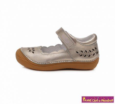 Ponte20 lány szupinált szandálcipő/balerinacipő 30-35 pezsgő-mintás