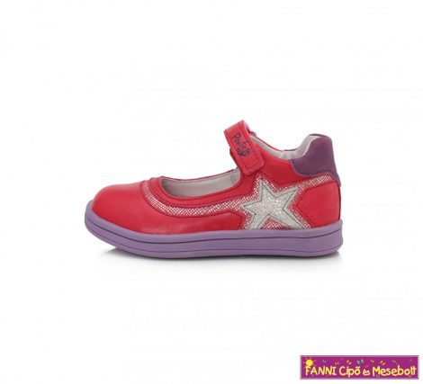 Ponte20 lány szupinált szandálcipő/balerinacipő 22-27 s.pink