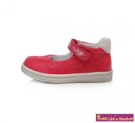 Ponte20 lány szupinált balerinacipő 22-27 pink