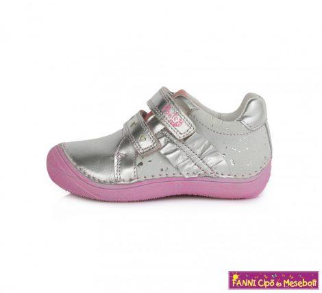 Ponte20 lány szupinált gyerekcipő 24-29 ezüst