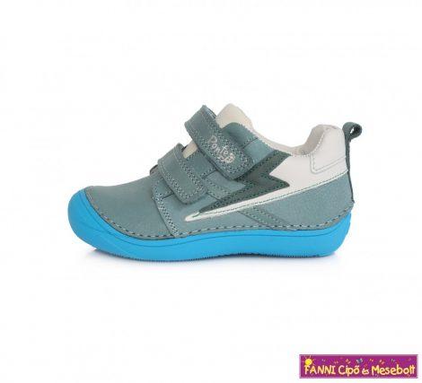 Ponte20 fiú szupinált gyerekcipő 24-29 kék-fehér villámos