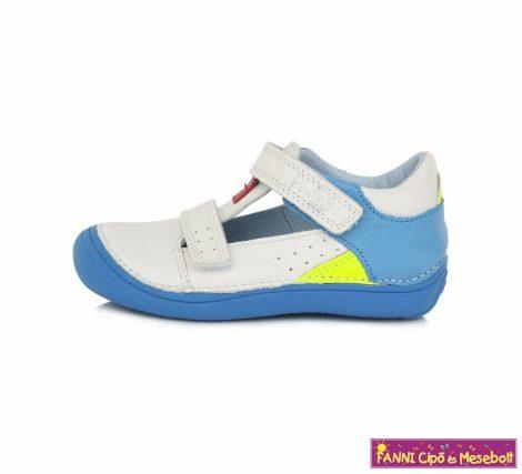 Ponte20 fiú szupinált szandálcipő 30-35 fehér-kék