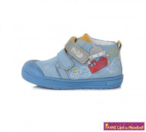 Ponte20 fiú szupinált gyerekcipő 22-27 v.kék-autós