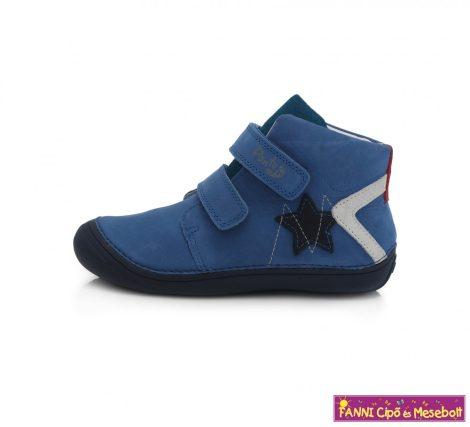 Ponte20 fiú szupinált gyerekcipő 24-29 v.kék-csillagos