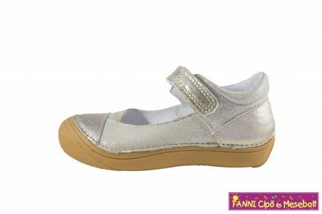 Ponte20 lány szupinált szandálcipő/balerinacipő 24-29 Champagne