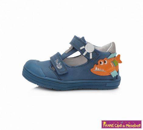 Ponte20 fiú szupinált szandálcipő 22-27 s.kék piranhás