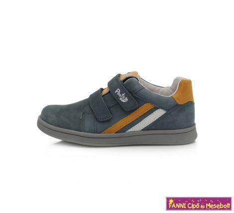 Ponte20 fiú szupinált gyerekcipő 28-33 sötétkék