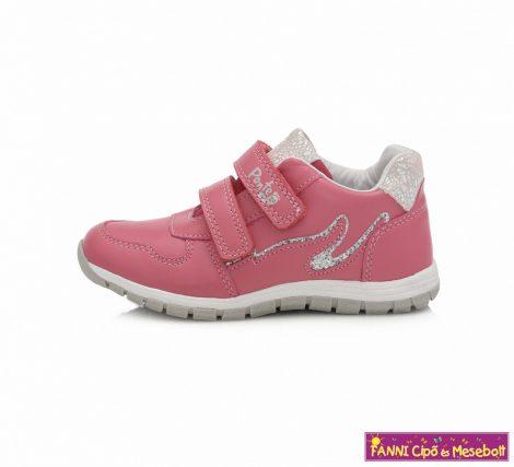 Ponte20 lány szupinált gyerekcipő 22-27 s.pink