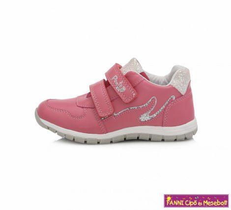 Ponte20 lány szupinált gyerekcipő 28-33 s.pink
