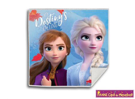 Disney Frozen, Jégvarázs Mágikus Kéztörlő arctörlő, törölköző-3 30*30cm