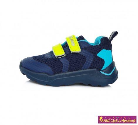 D.D. step fiú sportcipő 24-29 Royal Blue
