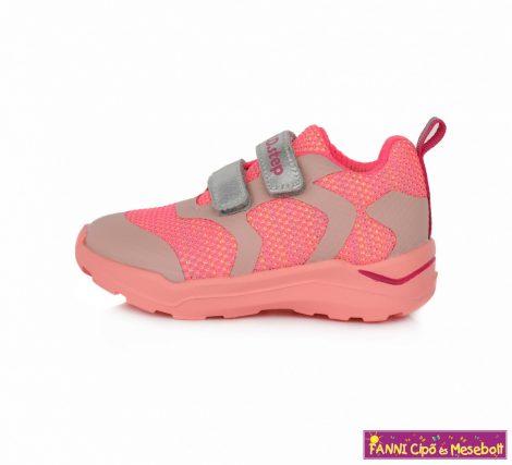 D.D.step lány sportcipő 24-29 Dark Pink