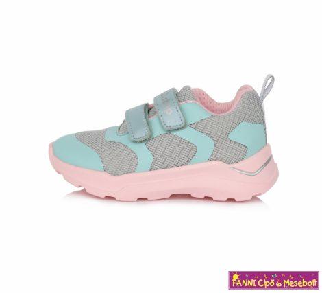 D.D. step lány sportcipő 24-29 Sky Blue