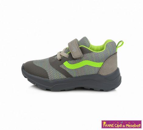 D.D. step fiú sportcipő 24-29 Light Grey
