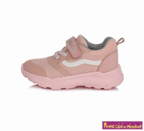 D.D. step lány sportcipő 24-29 Baby Pink