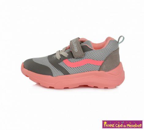 D.D. step lány sportcipő 30-35 Grey