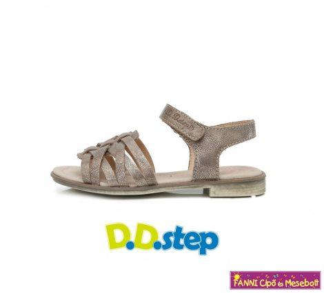 D.D. step lány szandál 34-39 Bronze