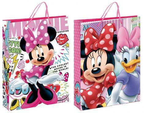 Ajándékzacskó Disney Minnie    Méret: 18*13*8
