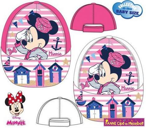 Disney Minnie Baba baseball sapka 48-50cm