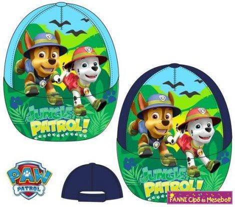 Paw Patrol, Mancs Őrjárat gyerek baseball sapka 52-54cm -d