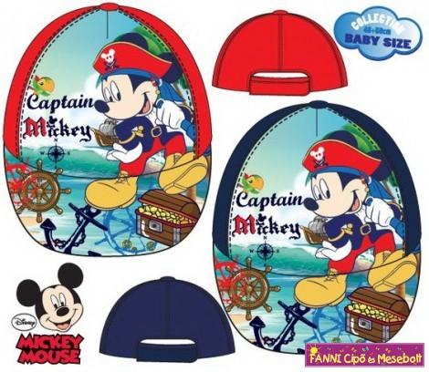 Disney Mickey Baba baseball sapka 48-50cm