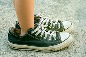 Szamos, szupinált és DD step cipők cseréje